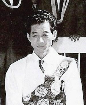 Rev. Hosho Ono 1955-1971